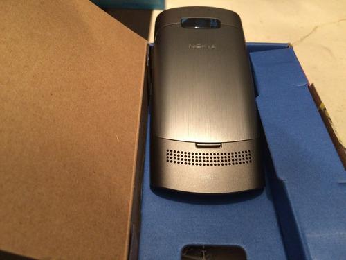 nokia n303 color  gris . nuevo liberado $1500 con envio.