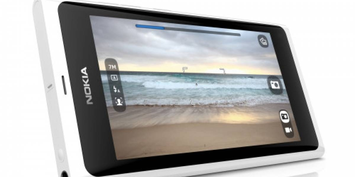 Nokia N9 16gb 8mp Nuevo Hd Wifi Camara 3g Blanco Gps 3 9
