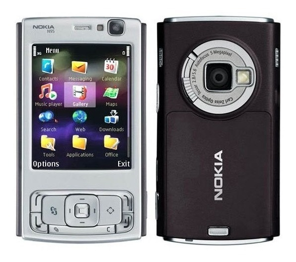 Estado Movistar Para Nokia N95 Perfecto Operador