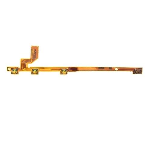 nokia repuesto flex cable tecla lateral ribbon para lumia
