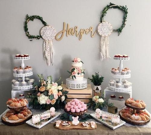 nombres en madera personalizados, mesa de dulces, regalo, na