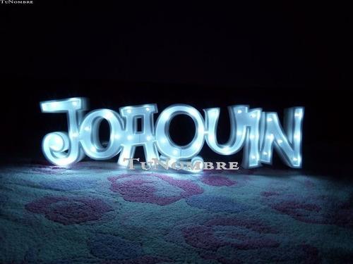 nombres iluminados letras 35 cm polyfan + nro 15 de 35 cm