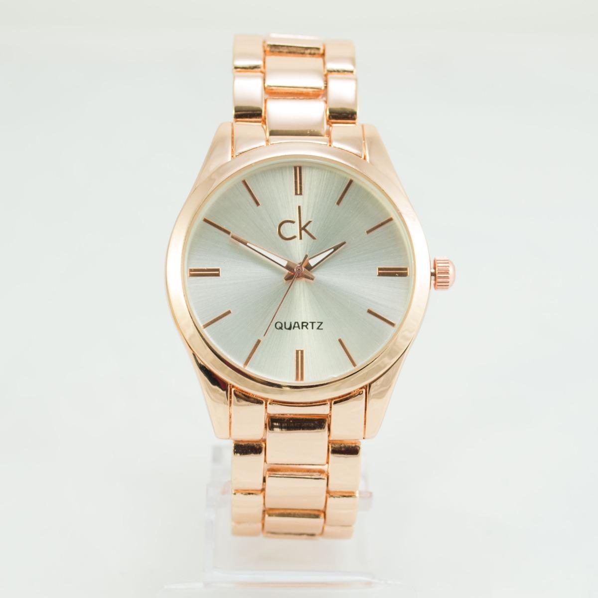 0ed242cced9 nome  relógio feminino ck luxo - original gênero  unissex in. Carregando  zoom.