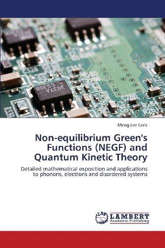 Non-equilibrium Green's Function  Envío Gratis 25 Días