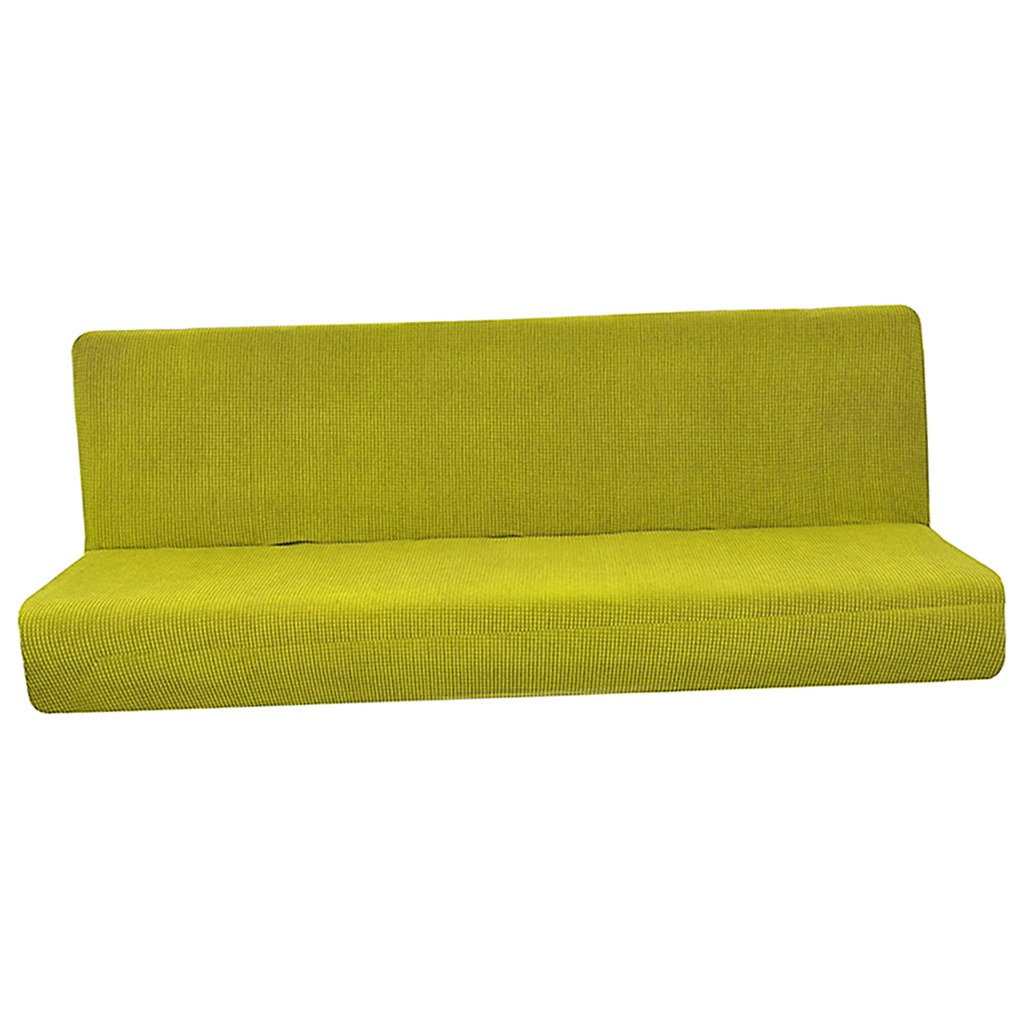 Stupendous Non Slip Armless Sofa Cover Full Folding Sofa Bed Slipcover Download Free Architecture Designs Scobabritishbridgeorg