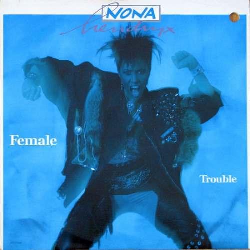 nona hendryx  lp  female trouble  importado  1987