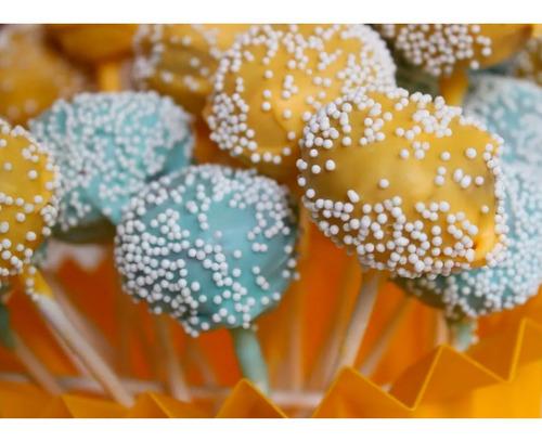 nonpareils sprinkles blancas wilton grajeas - no full