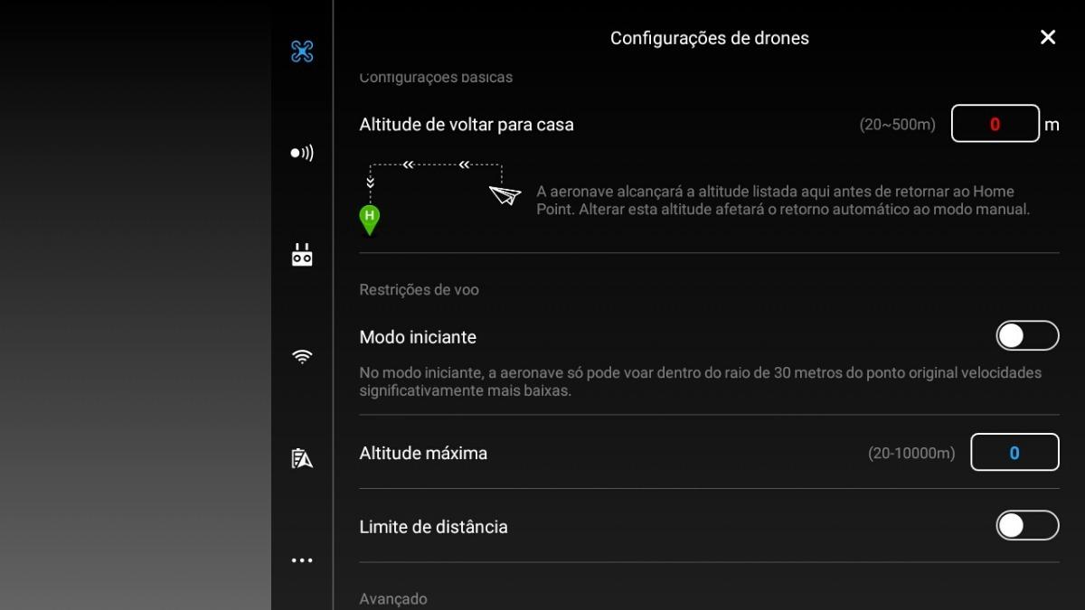 (nonymus)dji Go 4 Br 100% Portugues (android)