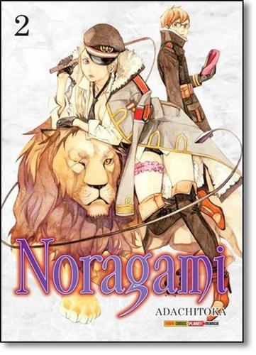 noragami vol 2 de adachitoka