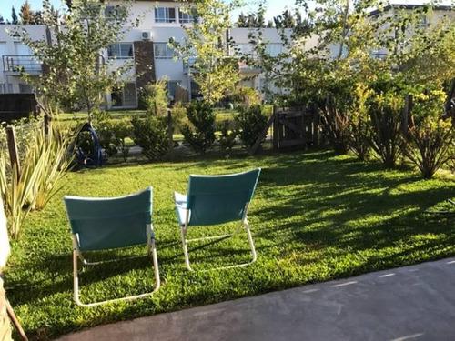 nordelta casa en planta baja con jardín!!