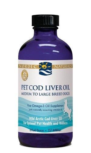 nordic naturals, pet aceite de hígado, 16 fl oz (473 ml)