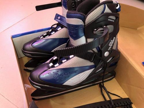 nordway fh-three-sb patines para hielo