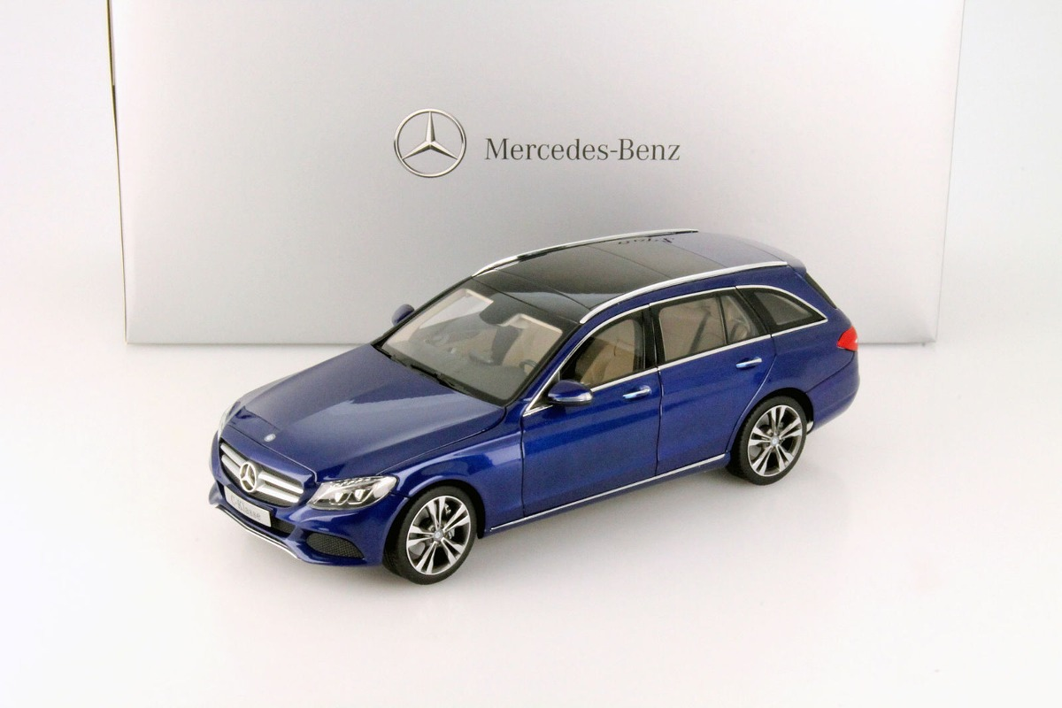 ... Mercedes Benz Classe C T Model S205 2014 Azul. Carregando Zoom.