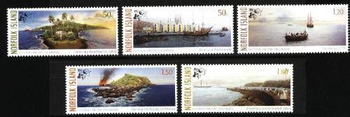 norfolk, ilha 2006 - ciclorama da revolta do bounty (5)
