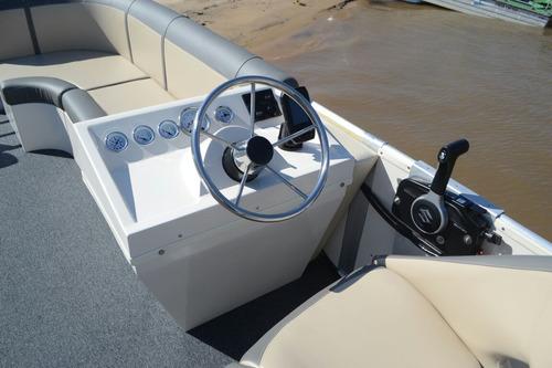 norh carolina pontoon 20 aluminio novedad