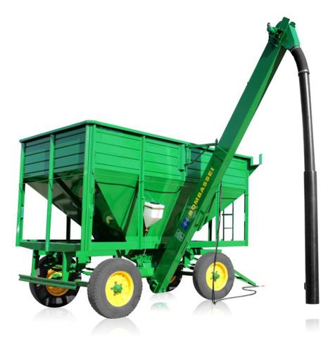 noria para semillas y fertilizante bombassei