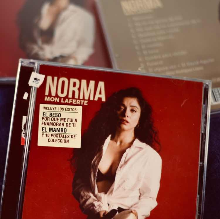 """Resultado de imagen para """"Norma"""", Mon Laferte"""
