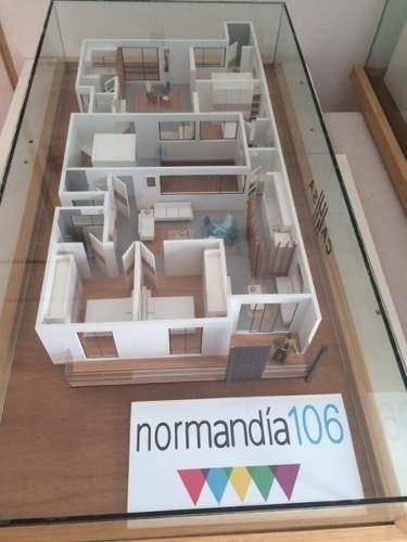 normandia col. del carmen preventa 11 exclusivos departamentos