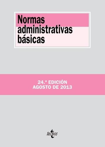 normas administrativas básicas(libro )