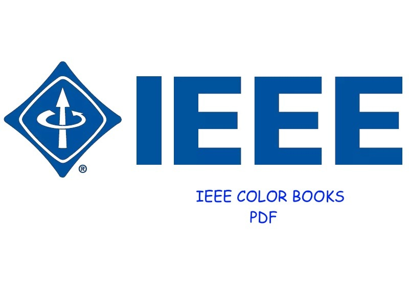 Normas Ieee - Color Books - Todas Las 13 Normas! - U$S 4,00 en ...