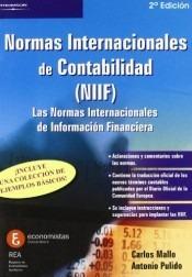 normas internacionales de contabilidad (niif)(libro contabil