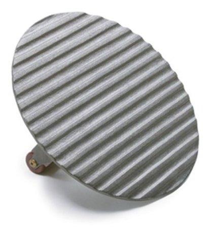 norpro prensa de tocino de hierro fundido de 8.75 pulgadas c