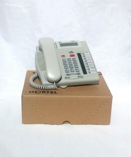 nortel telefono t7208