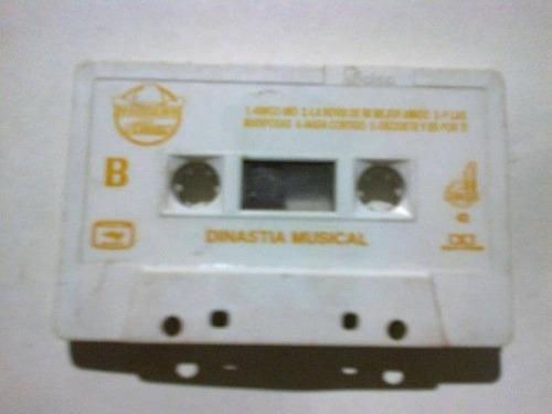 nortenos clan y las mariposas audiocasette vintage original