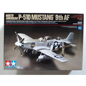 North American P-51d Mustang 9th Af