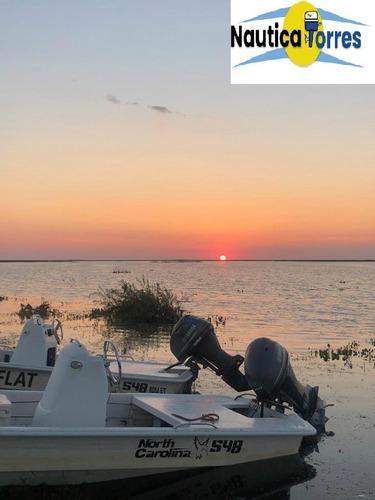 north carolina s48 / j16 bote pescador