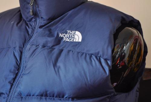 north face chaleco original nupse 2 -700 talla m ref.aug472