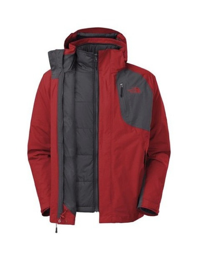 north face chamarra