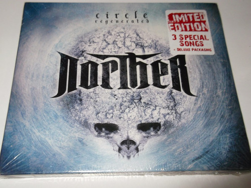 norther cd circle regenerated  children of bodom death dist0