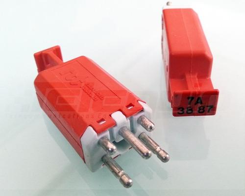northern telecom fusible 7a p/regleta telefonica p.externa