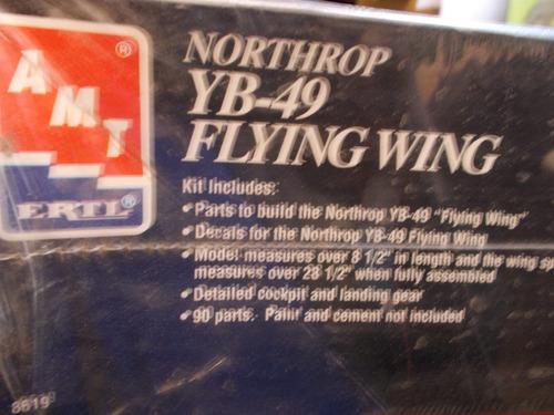 northrop yb 49 flyngwing 1/72