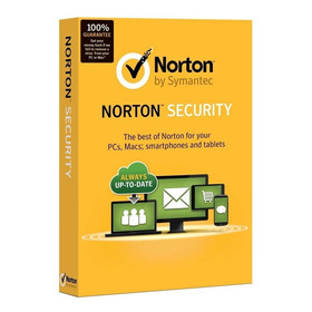 Norton Internet Security 1 Ano Pc, Celular Ou Tablet