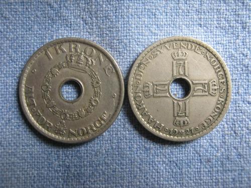 noruega 1 krone