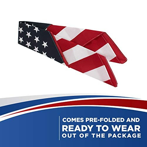 nos bandana la bandera americana bandana diadema ee uu bande