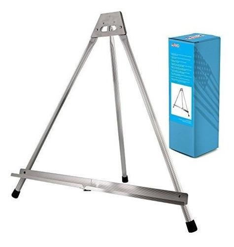 nosotros arte fuente aluminio caballete de mesa mesa de trip
