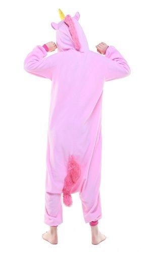 nosotros top unicornio animal adulto kigurumi del traje de