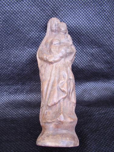 nossa senhora dos prazeres terracota arte sacra