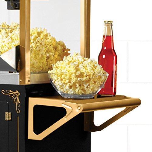 nostalgia ccp1000blk vintage 10 onzas commercial popcorn ca