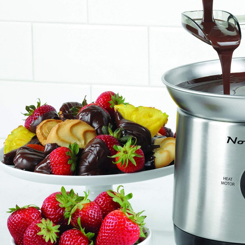 nostalgia cff1000 - fuente de chocolate