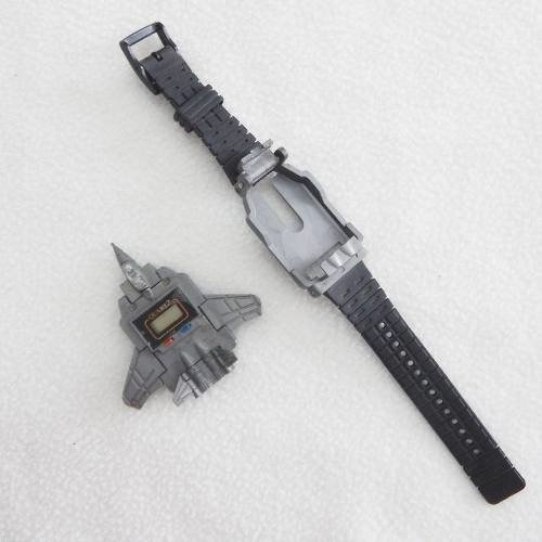 nostálgicos y coleccionistas reloj transformer de los 80