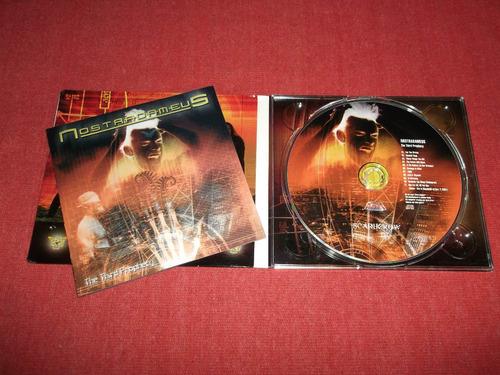 nostradameus - the third profecy cd nac ed 2003 mdisk