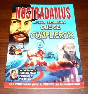 nostradamus y profecías que se cumplieron corán anticristos