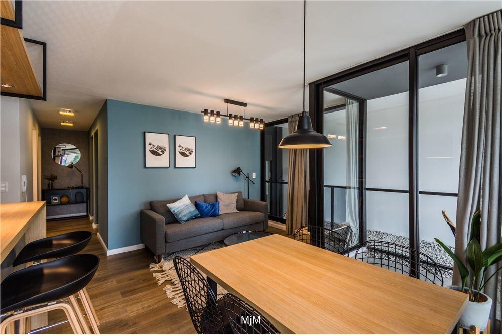 nostrum malvin, 1 dormitorio, seguridad,  renta