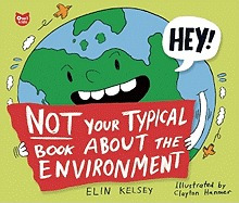 not your typical book about the environment, elin kelsey