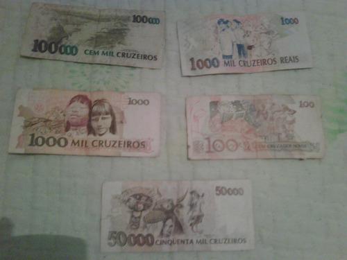 nota antigo de dinheiro oferta