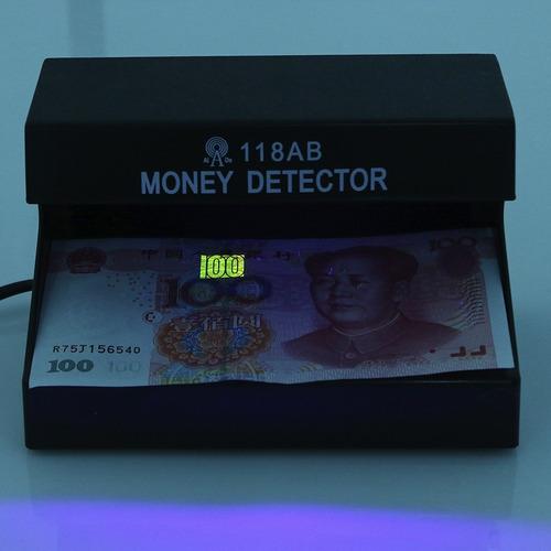 notas falsas detector